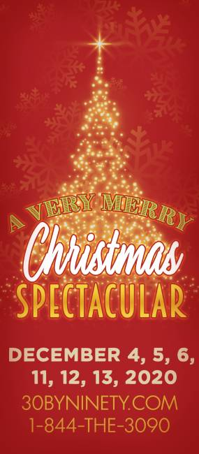 A Very Merry Christmas Spectacular